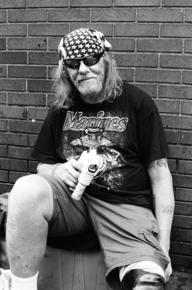 Homeless Vet in NYC_Donald Groves_july 2016