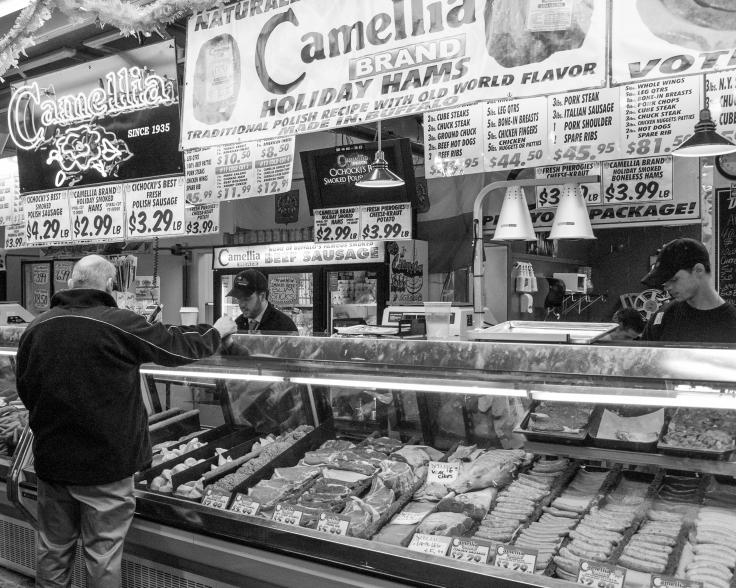 Buffalo's Broadway Market…
