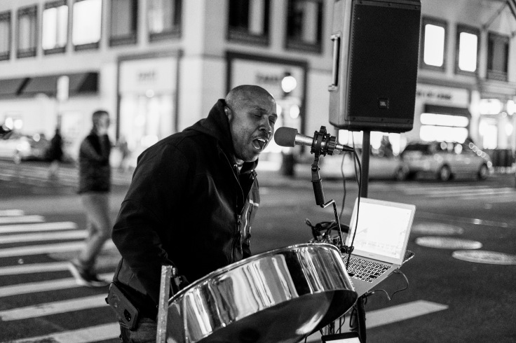 drummer on 5th avenue_donald Groves_041218